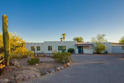 Tucson Single Family Home Active Contingent: 1952 W Harran Ci Circle W