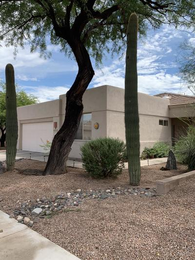 Pima County, Pinal County Single Family Home Active Contingent: 2522 N Avenida Valiente