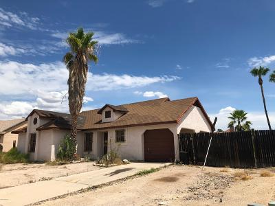 Pima County Single Family Home Active Contingent: 4901 W Ferret Drive