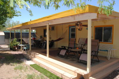 Tucson Mobile Home For Sale: 7720 N Pale Stone Place