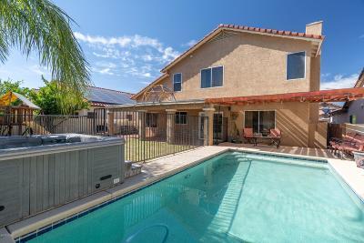 Tucson Single Family Home For Sale: 9072 E Rainsage Street