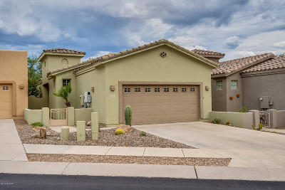 Pima County Single Family Home For Sale: 5150 N Pinnacle Point Drive
