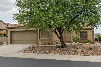 Pima County Single Family Home For Sale: 1770 W Acacia Bluffs Drive