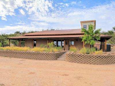 Cochise County Single Family Home For Sale: 1951 N Cascabel Road