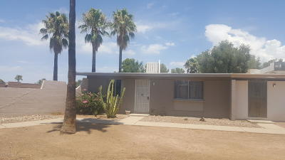 Tucson AZ Townhouse For Sale: $89,900