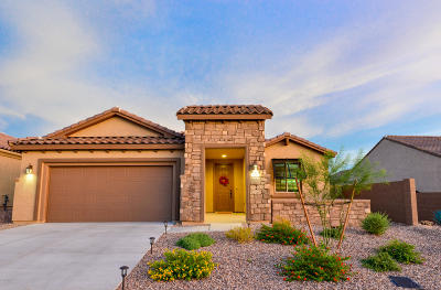 Marana Single Family Home For Sale: 7185 W River Trail