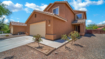 Marana Single Family Home For Sale: 12849 N Steamboat Drive