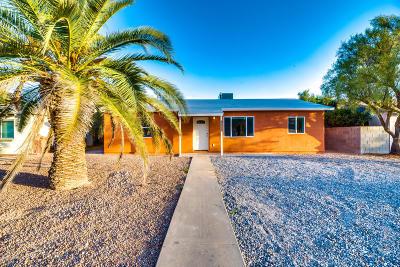 Pima County Single Family Home For Sale: 2526 E Sylvia Street