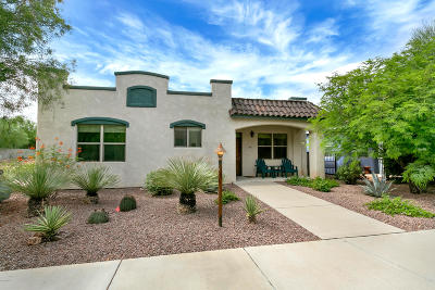 Tucson AZ Single Family Home Active Contingent: $460,000