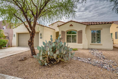 Sahuarita Single Family Home For Sale: 272 E Via Puente De La Lluvia