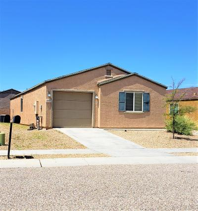Tucson Single Family Home Active Contingent: 7052 S Red Maids Drive
