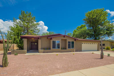 Single Family Home For Sale: 7521 E La Cienega Drive