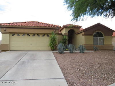 Oro Valley Single Family Home For Sale: 2028 W Scarlet Rose Place