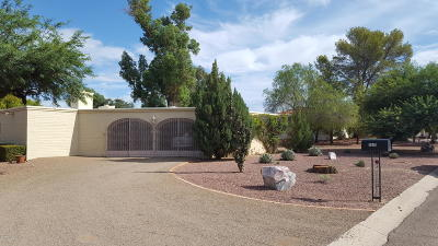 Pima County Single Family Home For Sale: 7949 N Tuscany Drive