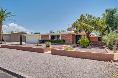 Tucson Single Family Home For Sale: 5440 E 3rd Street