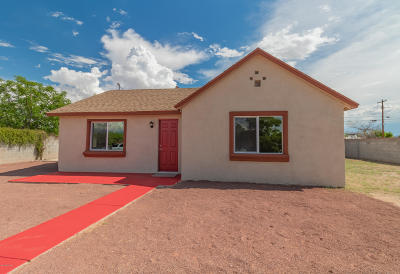 Pima County Single Family Home Active Contingent: 149 W Aviation Drive