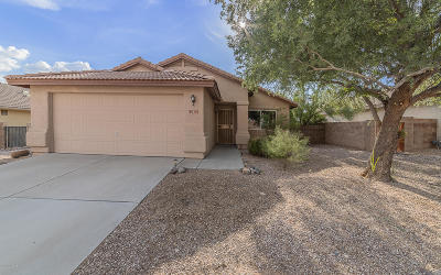 Marana Single Family Home Active Contingent: 12871 N Suizo Mountains Road