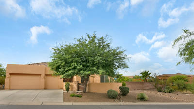 Valle Single Family Home Active Contingent: 14480 E Desert Plume Court