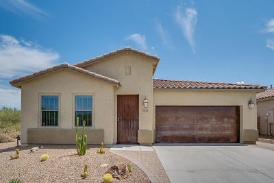 Marana Single Family Home For Sale: 4430 W Crystal Ranch Place