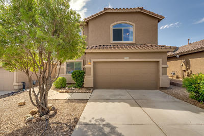 Vail AZ Single Family Home For Sale: $240,000