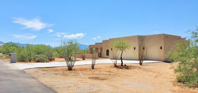 Vail AZ Single Family Home Active Contingent: $495,000