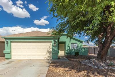Tucson Single Family Home Active Contingent: 6043 S Mogollon Drive