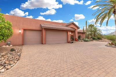 Single Family Home For Sale: 5101 N Pueblo Villas Drive