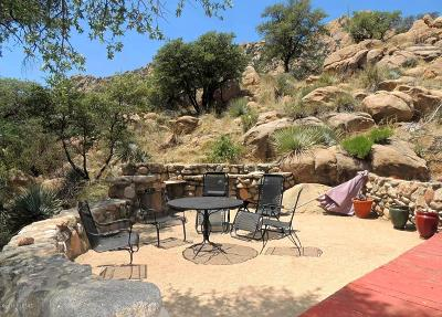 Cochise County Single Family Home For Sale: 2187 W Ironwood Road