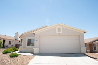 Single Family Home Active Contingent: 7642 S Athel Tree Drive