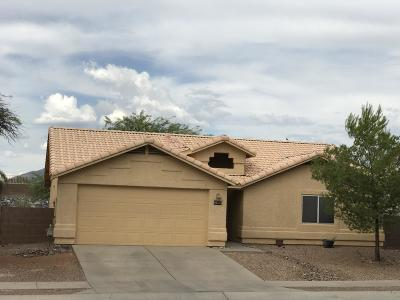 Single Family Home Active Contingent: 9693 E Paseo Del Tornasol