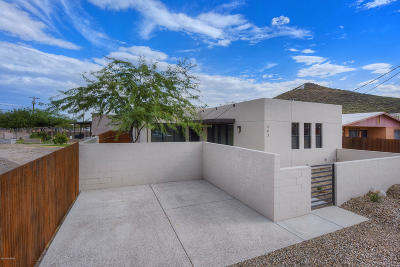 Tucson Single Family Home For Sale: 903 W Nearmont Drive