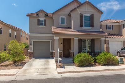 Tucson Single Family Home Active Contingent: 7602 E Saguaro Overlook Drive