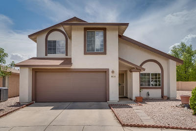 Tucson Single Family Home For Sale: 8010 E Pageau Road
