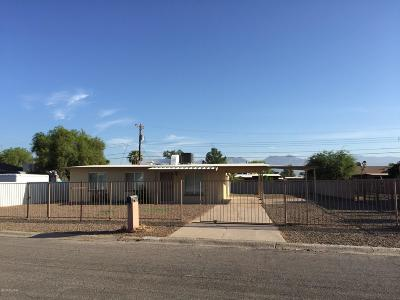 Single Family Home Active Contingent: 5749 E 36th Street