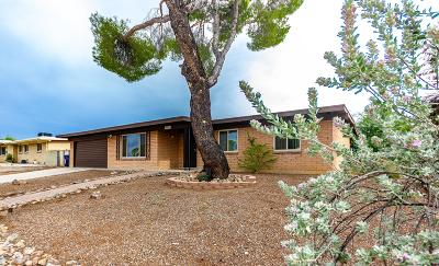 Tucson Single Family Home Active Contingent: 4549 S Silver Beech Avenue