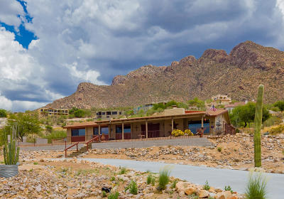 Oro Valley Single Family Home For Sale: 8710 N Newport Place