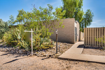 Pima County Townhouse For Sale: 3210 N Cherry Avenue