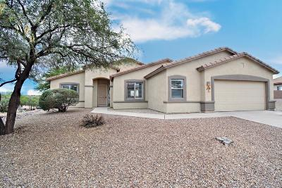 Valle Single Family Home Active Contingent: 10954 S Via Jaline