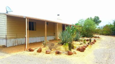 Pima County, Pinal County Manufactured Home For Sale: 7080 N Guthrie Road