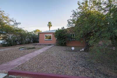 Pima County Single Family Home For Sale: 1616 E Hampton Street