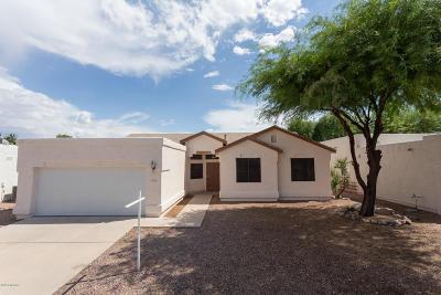 Single Family Home For Sale: 2685 W Camino Del Sitio