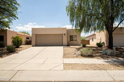 Tucson Single Family Home For Sale: 5365 N Willow Thicket Way