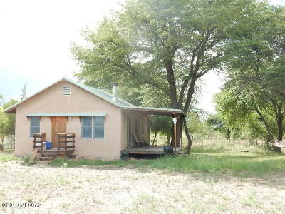 Cochise County Single Family Home For Sale: 8800 E Roadrunner Road