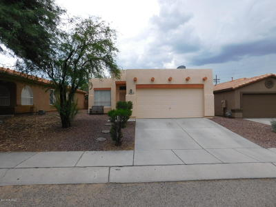 Single Family Home For Sale: 3553 W Camino De Talia