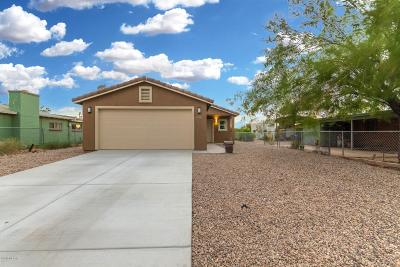 Tucson Single Family Home Active Contingent: 4958 S 17th Avenue
