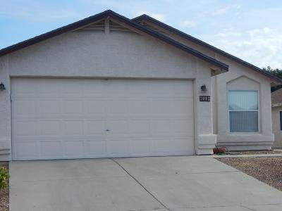 Tucson Single Family Home Active Contingent: 7015 E Mustang Flyer Way