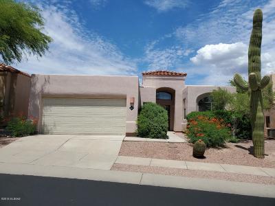 Tucson Single Family Home For Sale: 1296 W Hopbush Way
