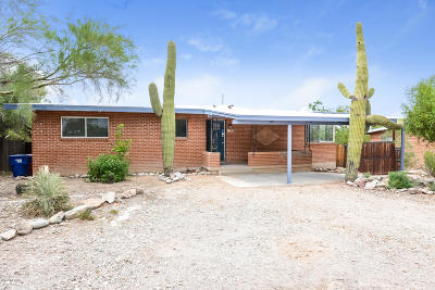 Tucson Single Family Home For Sale: 1709 N Old Ranch Road