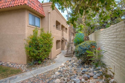 Tucson Condo For Sale: 5750 N Camino Esplendora #118
