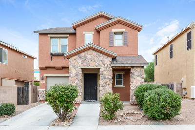 Tucson Single Family Home For Sale: 8062 E Senate Street